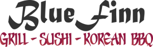 Blue Finn Grill & Sushi Logo